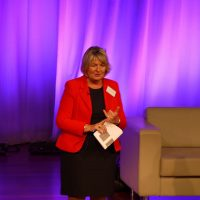 Yvonne Strachan, Head of Equality, HR & 3rd Sector Division, Scottish Government